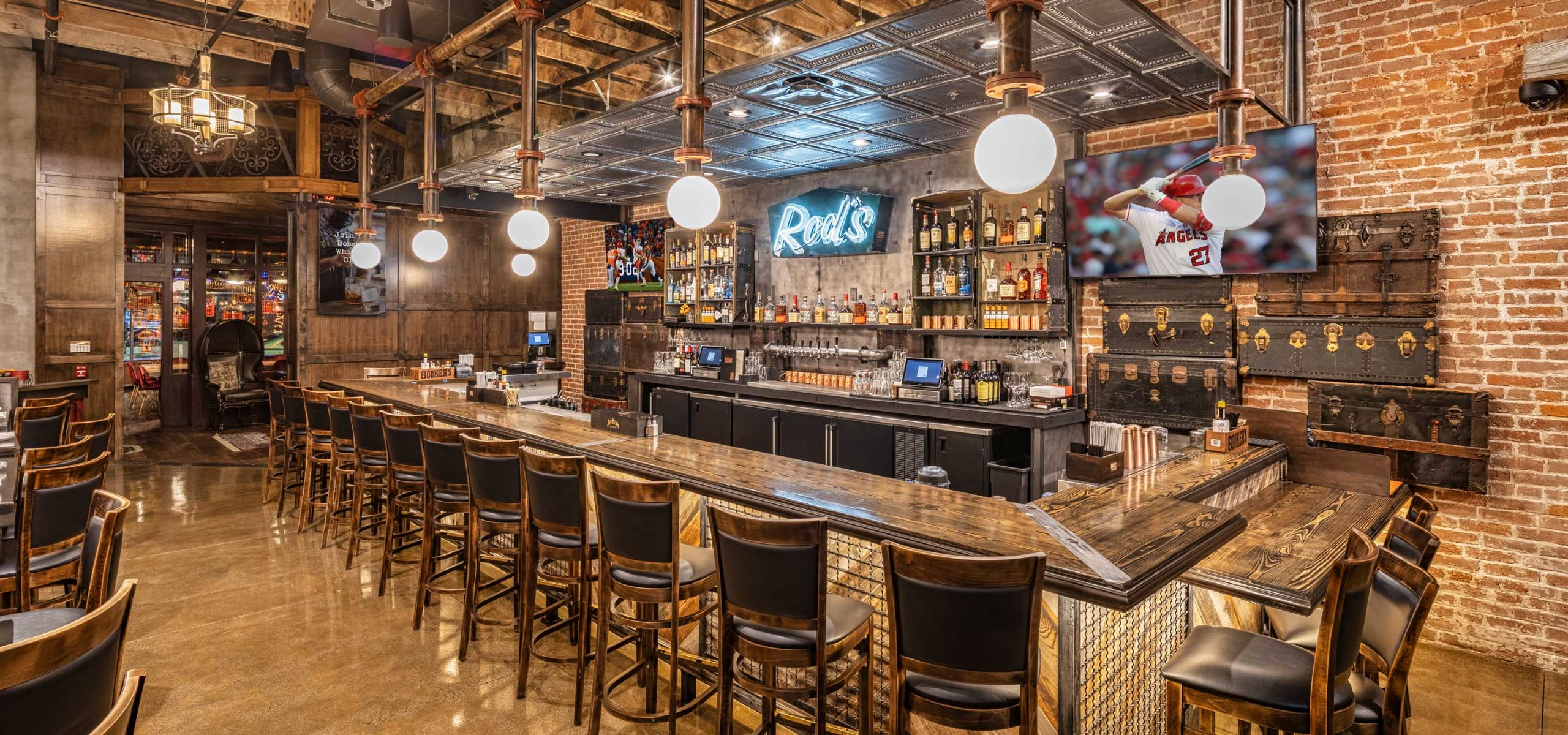 Bosscat Kitchen And Libations Ao Architects